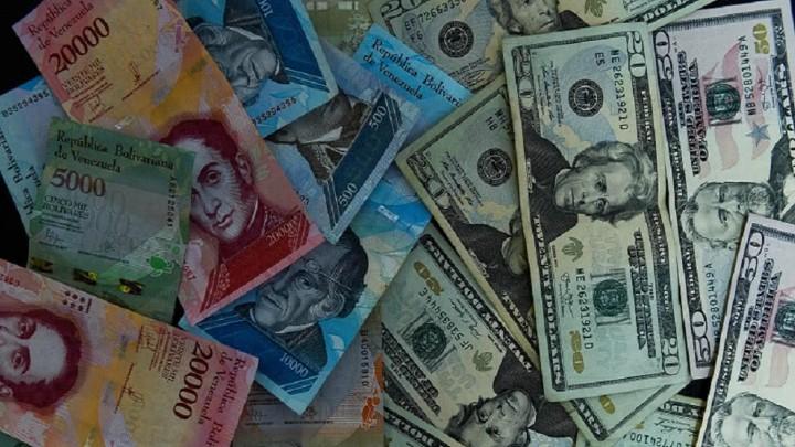 En este mes de noviembre del 2019 ya el dolar paralelo llega a 40.000 Bs