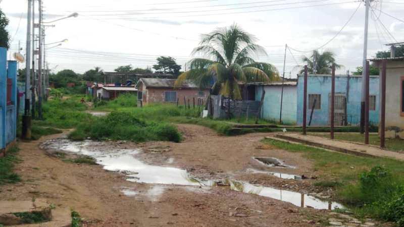 Esta es la calle principal del sector Luis Torres.