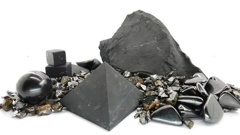 piramides de shunguita