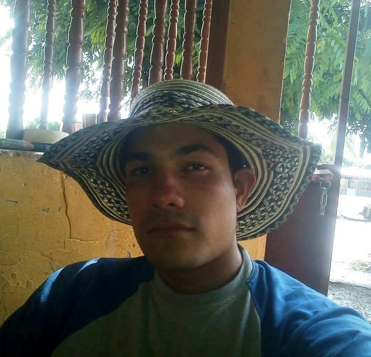 Ricardo Andrés Bonilla Jaramillo de 30 años