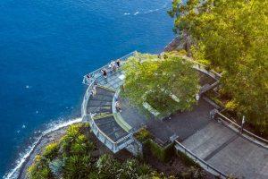 Mirador de Girao en Madeira