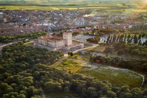 Castillos y mas castillos para sentir la realeza