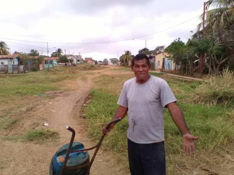 José Rafael Febres le hizo un llamado a las autoridades gubernamentales a que se aboquen a solucionar el problema