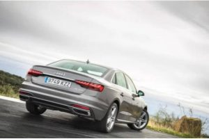 Audi A4, un auto que da más que suficiente