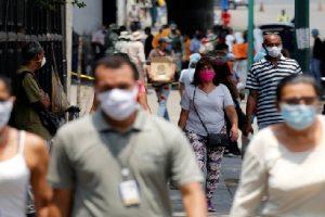 Venezuela obtiene cifra récord de covid-19