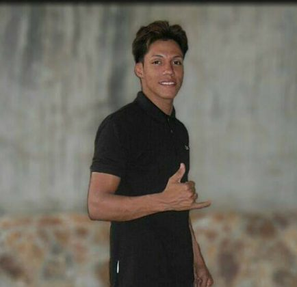 Kristian Isaias Blanco Barreto de 20 años en dicho sector.