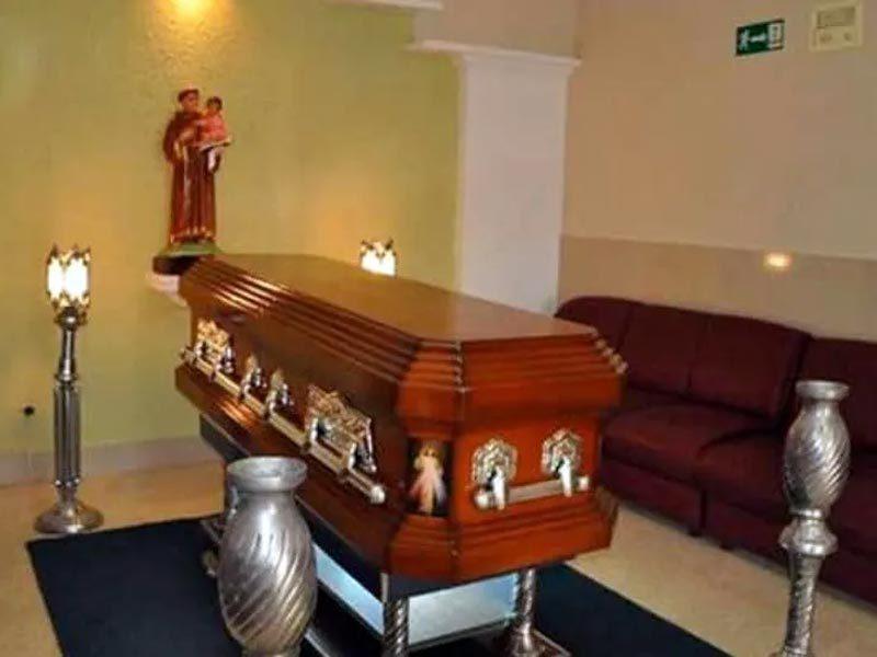 Un nuevo problema para el servicio funerario es el suministro de combustible.