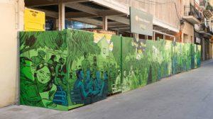 Barcelona en un mundo de genialidades a través de Berok