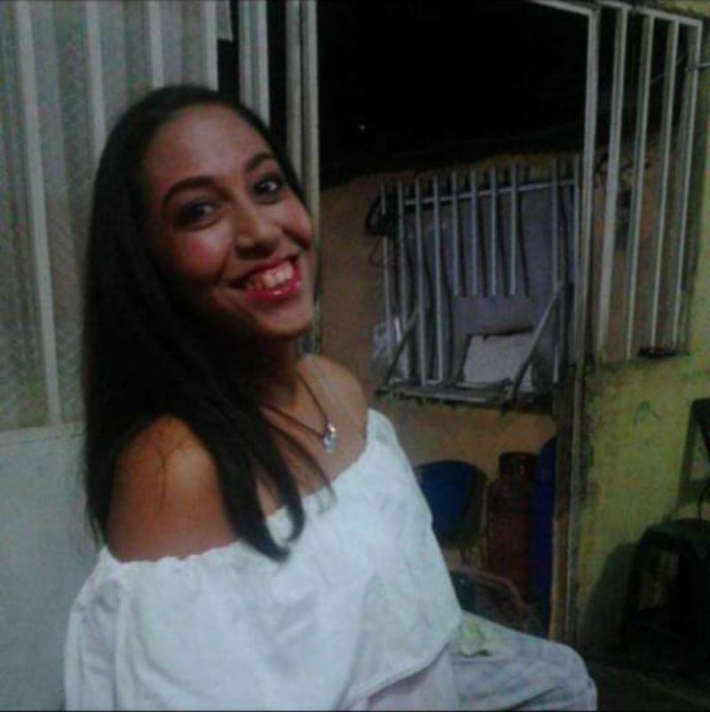 Gainetk Gabimar Solorzano Infante de 27 años.