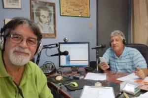El periodista Gilberto Estevas encabeza el equipo de VAR FM 102,9