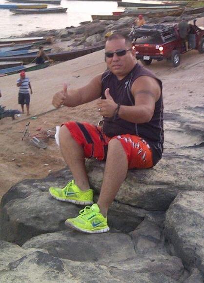 Rafael Gamez, asesinó a su pareja y luego se quitó la vida.