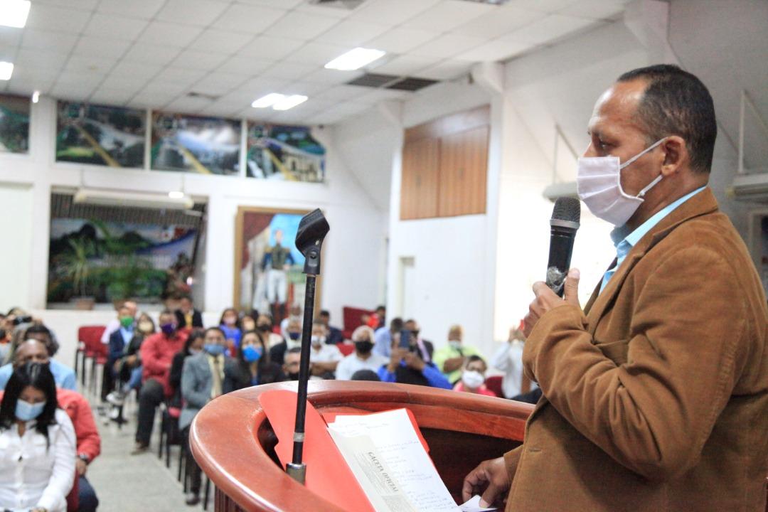 Pastor Moises García fue el orador de orden