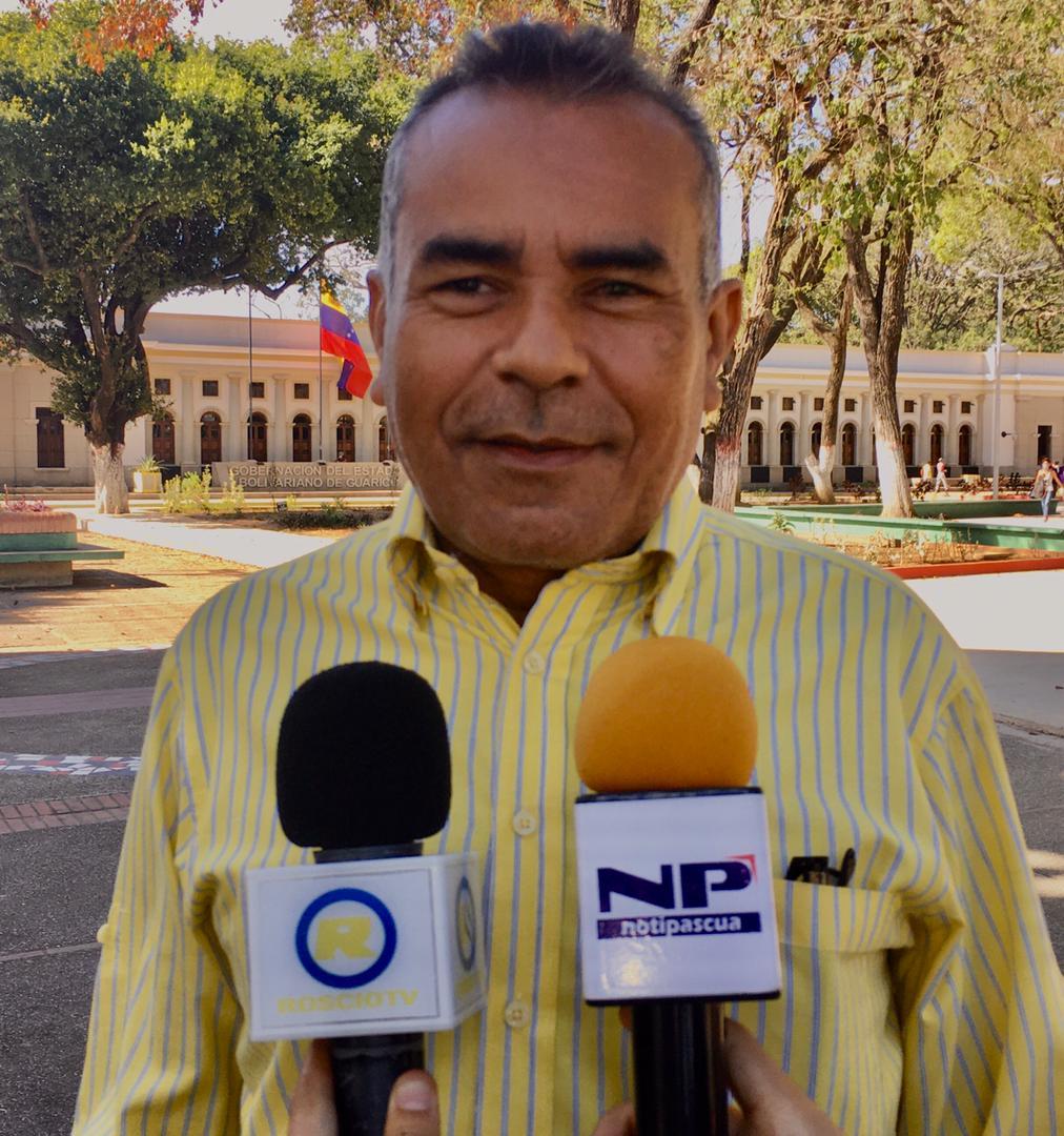 """""""Se han violado todos los derechos de nosotros como ciudadanos"""" expresó el Comisionado Pimentel"""
