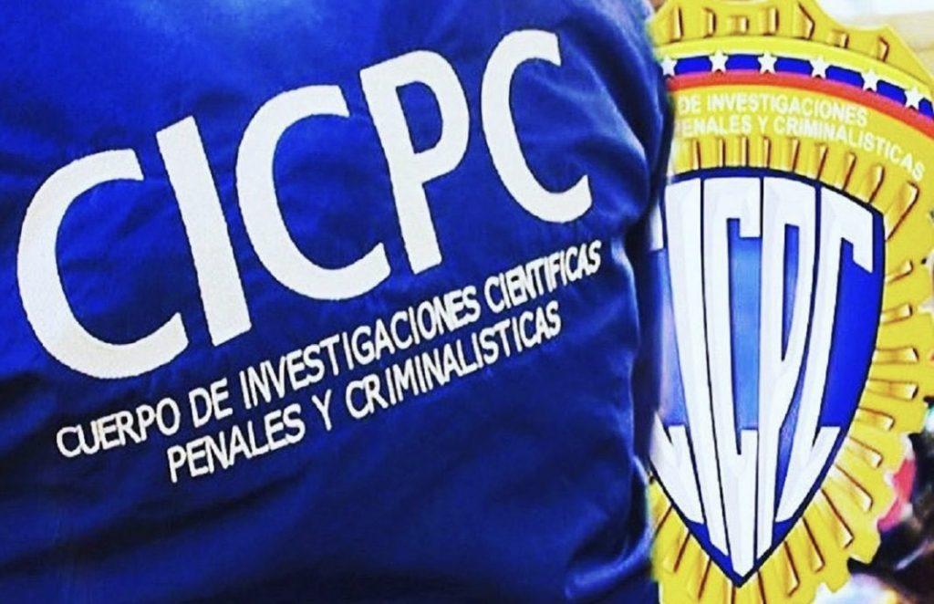 Funcionarios del CICPC iniciaron las investigaciones para determinar la causa y el móvil de esta muerte