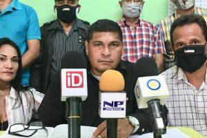 Junior Paradas formuló un llamado a conformar una coalición política para derrotar al chavismo en la entidad