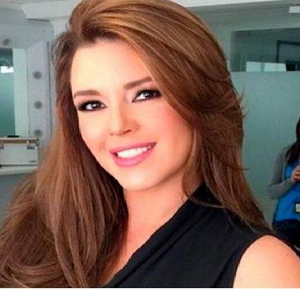 Alicia Machado actriz, modelo y empresaria