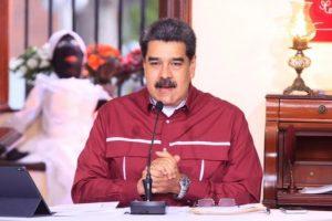 Nicolás Maduro. Imagen de archivo