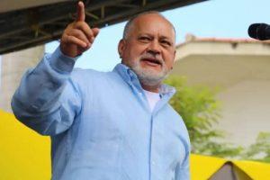 Diosdado Cabello. Imagen Cortesía