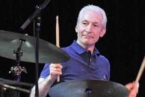 Charlie Watts fue baterista de la banda desde 1963